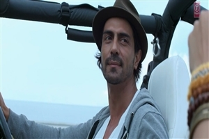 Bollywood Celebrity Arjun Rampal in Movie Roy Wallpapers